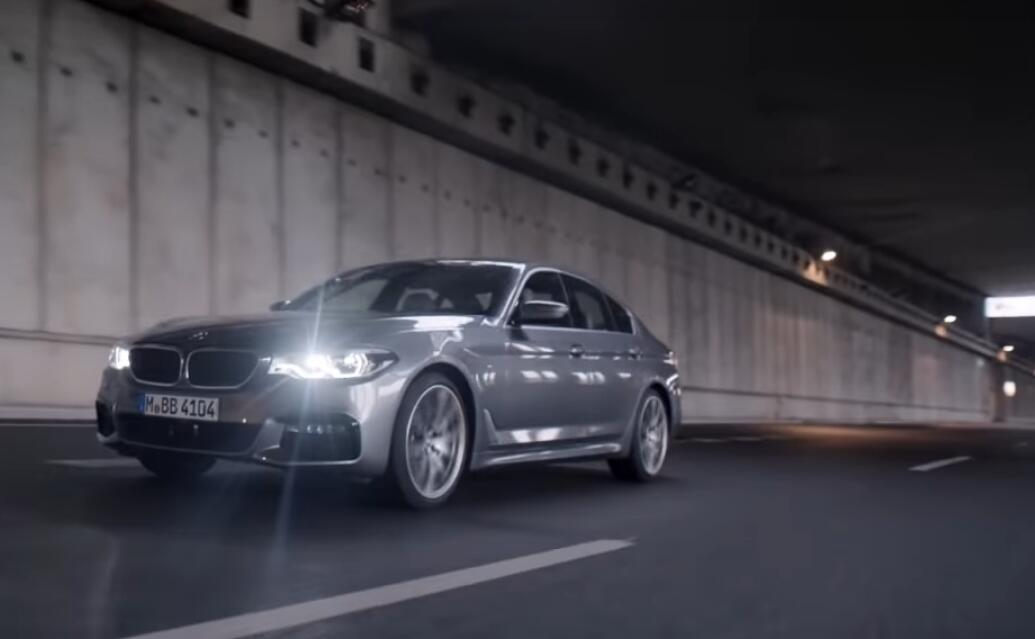 Why I am So Excited to f BMW 5 Series (G30) Sedan