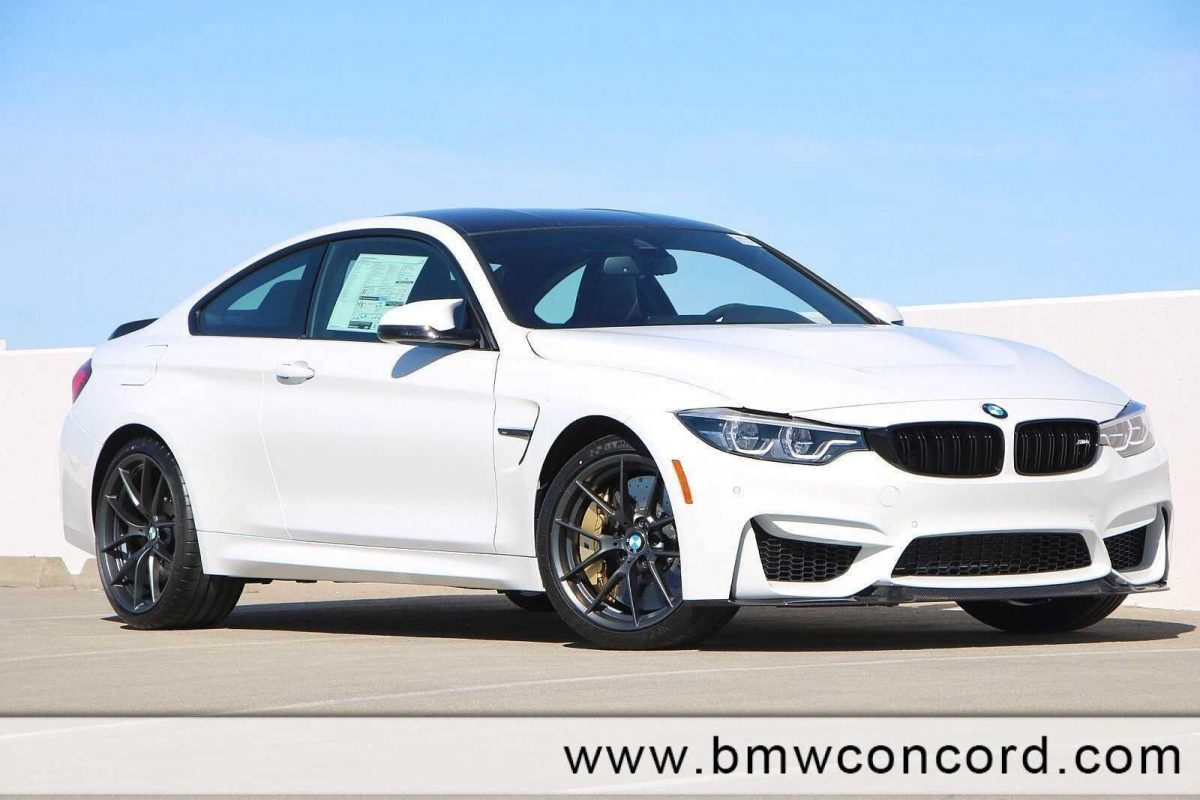 2020 BMW M4 M Heritage Will Limit to 750 Coupes Global