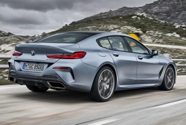 Refreshing and Review: 2020 BMW 8 Series Gran Coupe