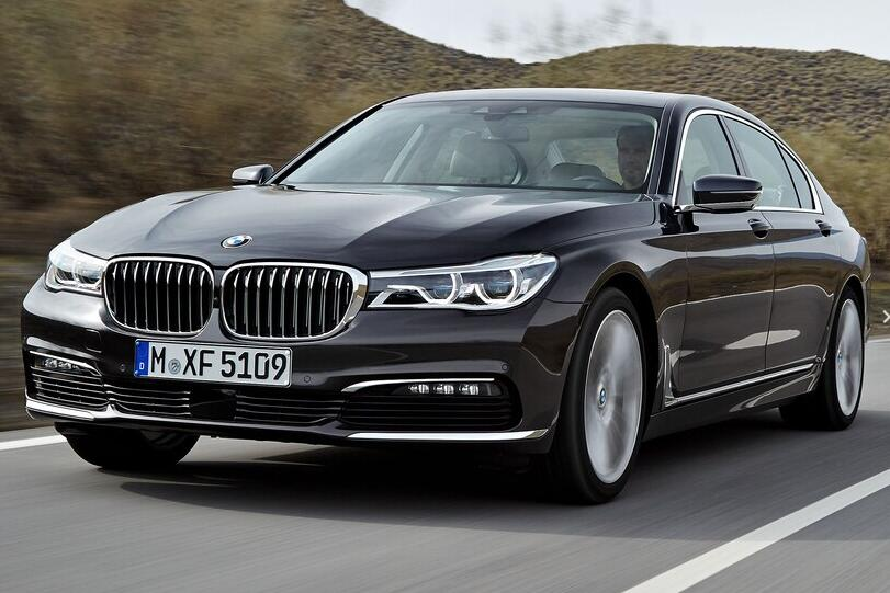 2020 BMW 7 Series Review: Power Behind Its Gaping Grille