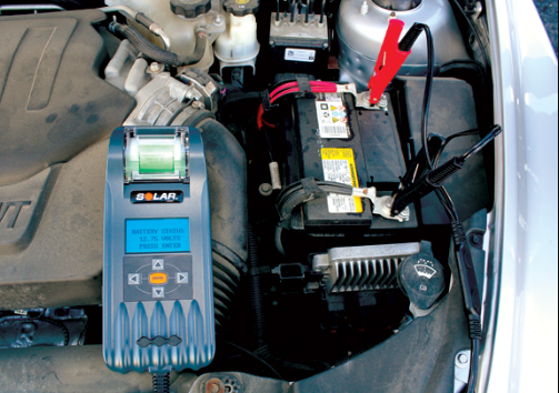 How to Replace a Start-stop Battery
