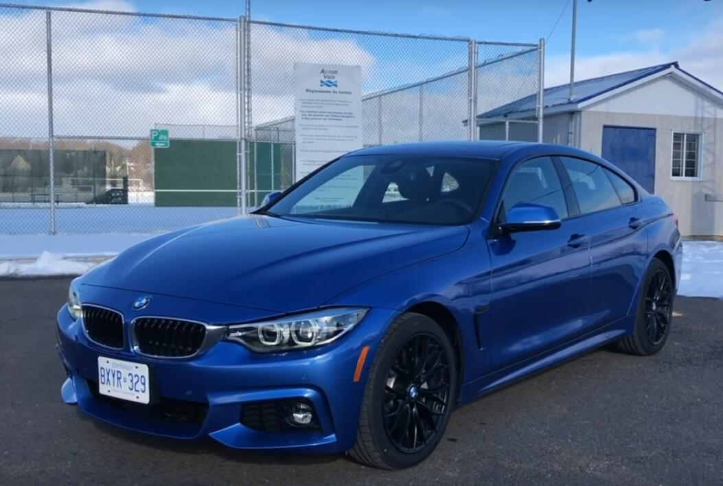 2019 BMW 4 Series Coupe